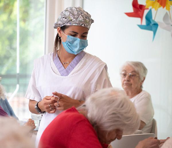 Consulenza per assistenza anziani
