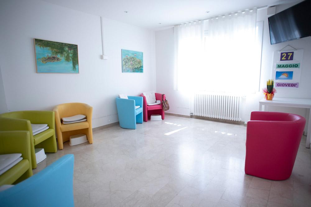 Sala Relax Struttura per anziani