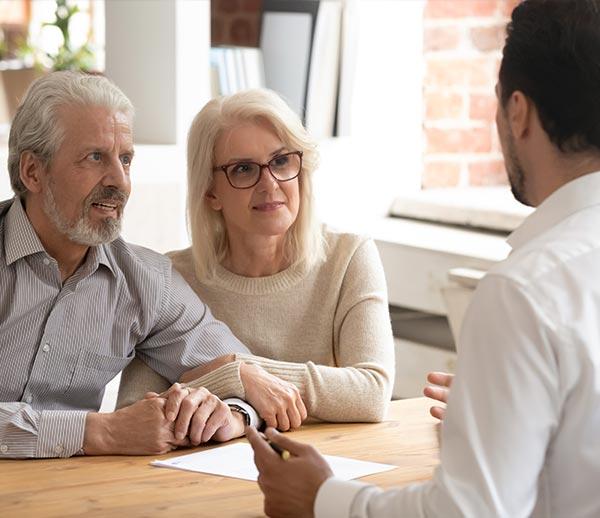 Consulenza familiare per assistenza anziani
